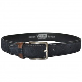 Vaello Suede Belt Navy