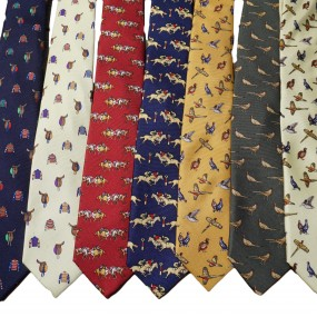 Children's Sporting Ties (Sax)