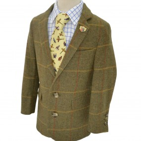 Alan Paine Tweed Jacket for Boys