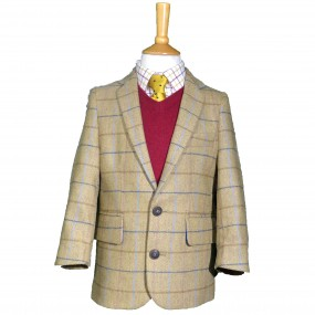 Alan Paine Brook Tweed Jacket for Boys FROM