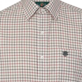 Alan Paine Country Check Shirt 17