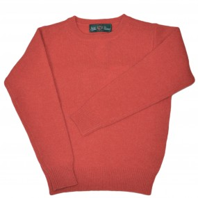 Alan Paine Inferno Lambswool Crew Neck Jumper