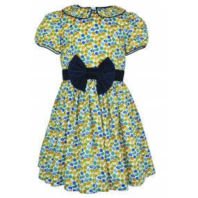 Little Lord & Lady Ditsy Print Dress FROM