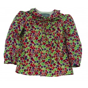 Little Lord & Lady Betsy Floral Blouse