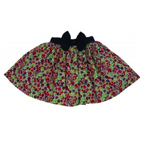 Little Lord & Lady Betsy Floral Skirt