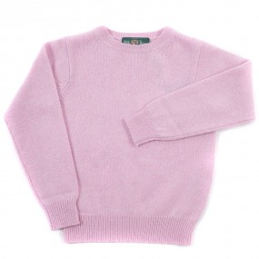 Alan Paine Piglet Crew Lambswool Jumper