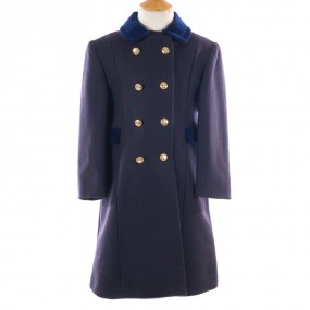 Startsmart  Classic Navy Chloe Coat FROM