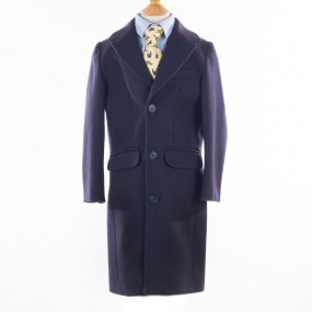 Startsmart Classic Navy Boys Coat FROM