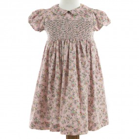 Question Everything Evie Smock Dress