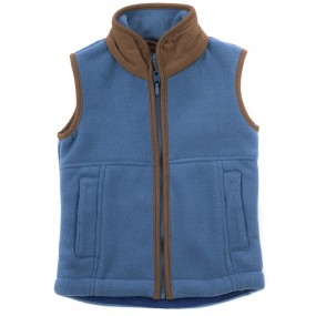 Alan Paine Jean Fleece Gilet
