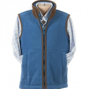 Alan Paine Jean Fleece Gilet FROM