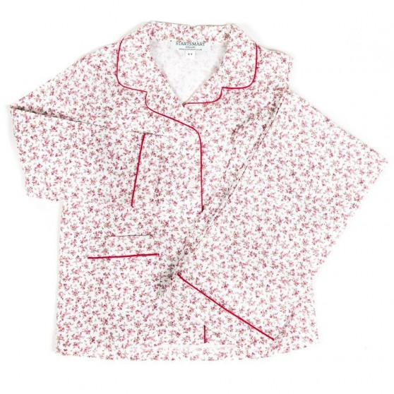 Startsmart Girls Floral Pyjamas