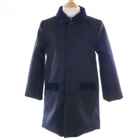 Patachou Navy Boys Coat