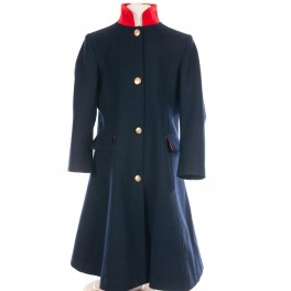 Phoebe Classic Navy Coat FROM