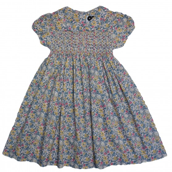 Question Everything Maribelle Smock Dress