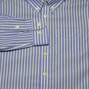 Surguy Blue Stripe Shirt